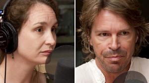 Sans préliminaires, Anne Godbout et Mathieu Boisvert